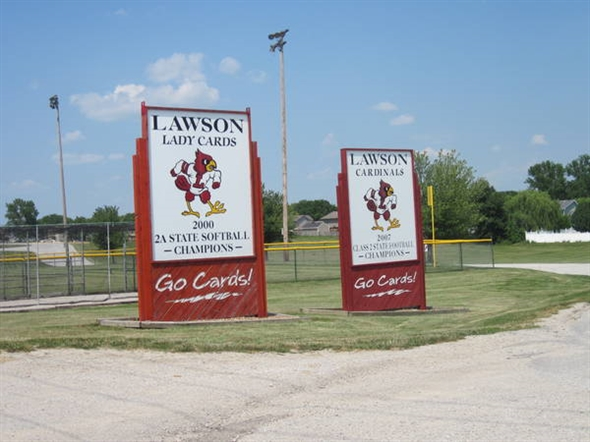 Lawson Cardinals boys & girls excel at sports