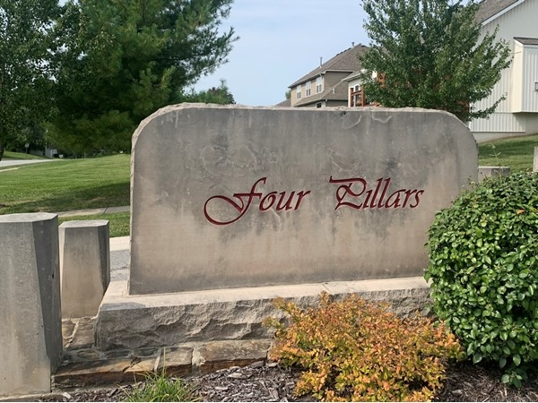 Up and coming community on the eastern edge of Blue Springs. Close to the walking trails
