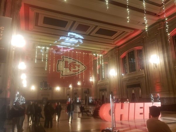 Kansas City is ready for a Chief's win!! Are you?