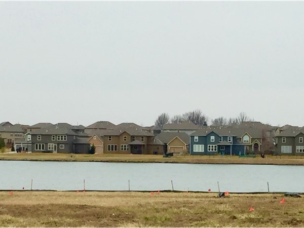Lakeside at Chapman Farms is unique and each of these new homes has an enchanting lake view