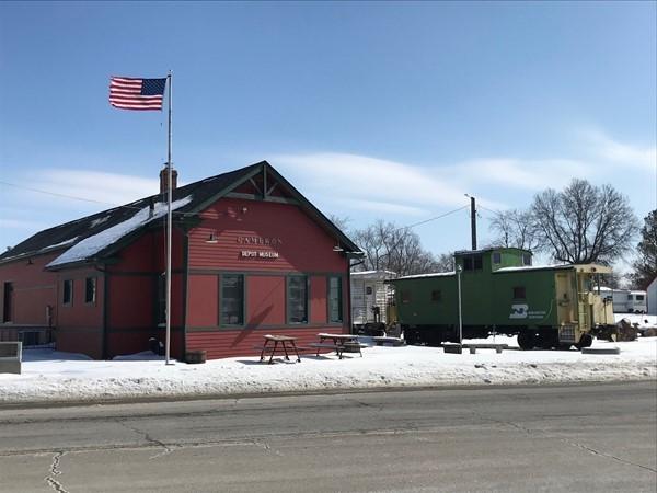 Cameron Train Depot Museum