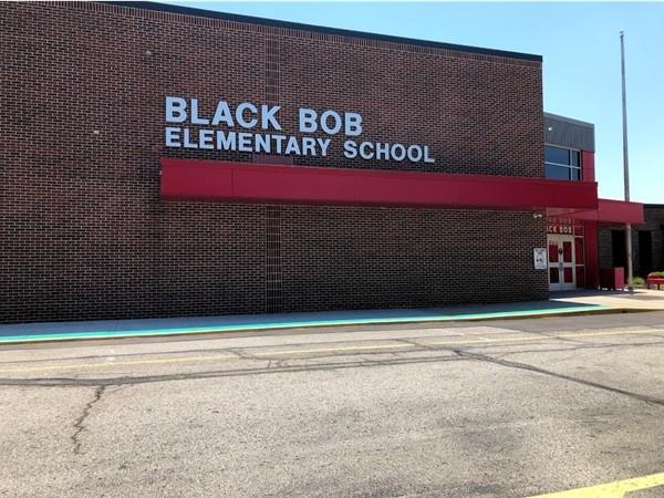 Black Bob Elementary School is close Estates of Ashton