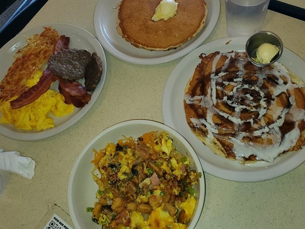 Enjoy a brunch-time treat at The Big Biscuit