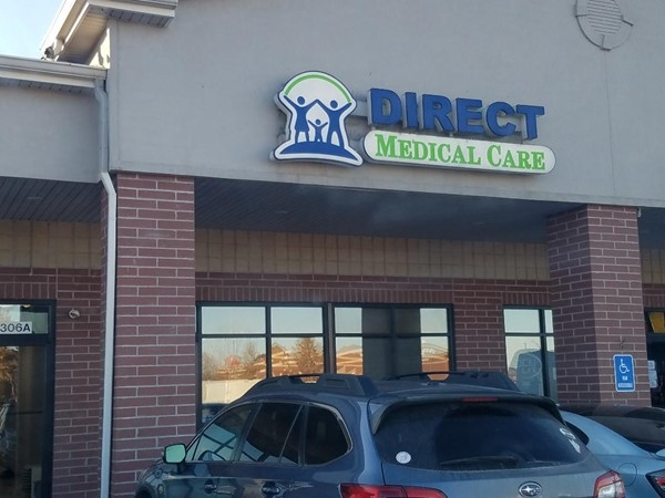 Direct Medical Care...Great people and very friendly