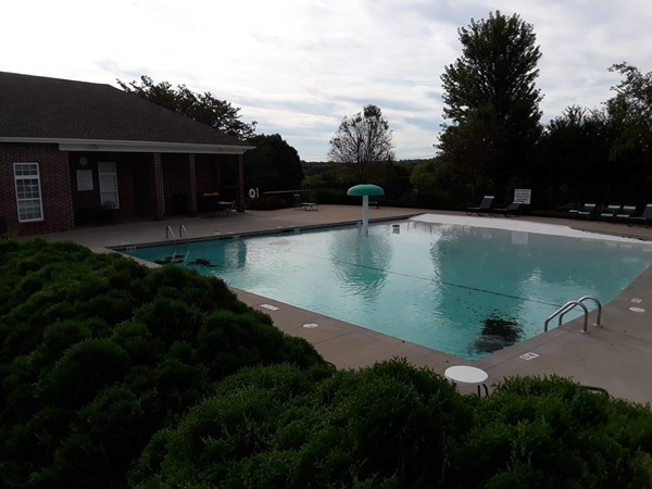 Bristol Ridge community pool