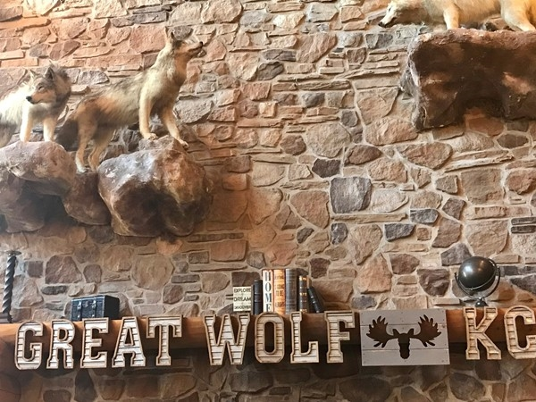 Great Wolf Lodge, Village West