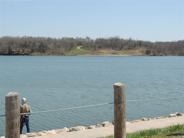 Shawnee Mission Park Fishing Lake, Lenexa, KS