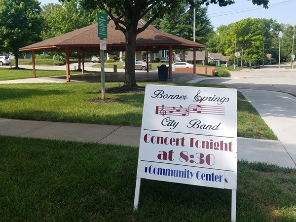 Murphy Park often has free community events when the weather warms up