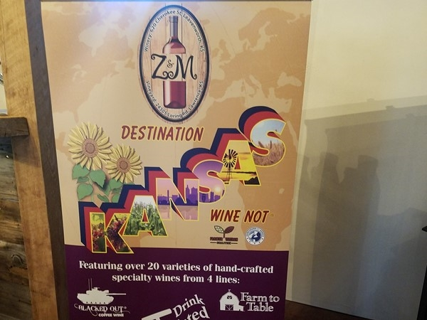 Z&M Twisted Vines sells private label wines and hosts family-friendly events