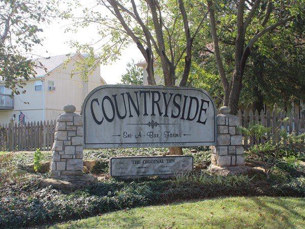 Welcome to Countryside at Sni-A-Bar Subdivision