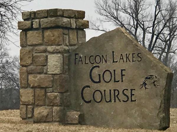 Falcon Lakes Golf Course, Basehor, Kansas