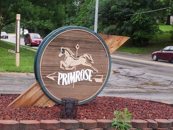 Primrose: A maintenance-provided community in Blue Springs.