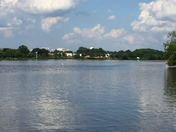 Cooper River Park is a wonderful area for boating, biking, walking and enjoying nature