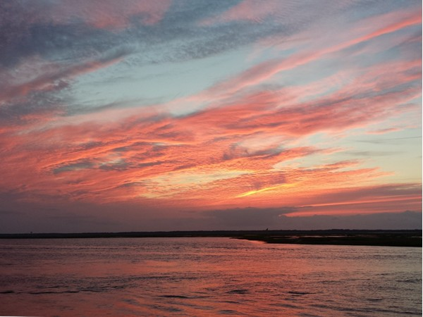 Another gorgeous sunset over the Delaware Bay
