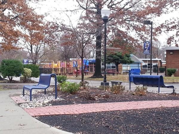 Playground at Kean University