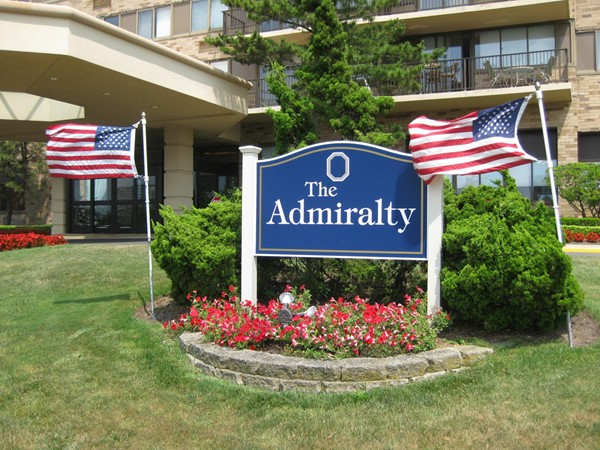 Oceanfront luxury at The Admiralty in Monmouth Beach