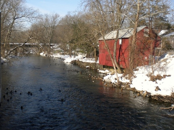 The Pequest offers some of the best trout fishing, thanks to a progressive trout stocking program