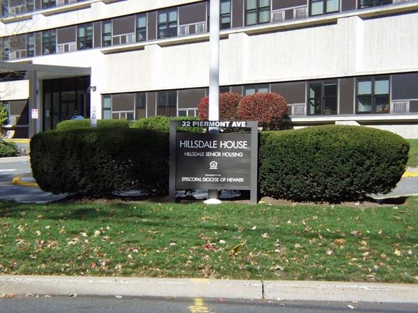 Hillsdale house, housing for Seniors