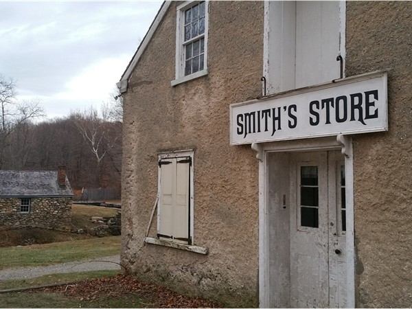 Waterloo Village - Blacksmith Shop