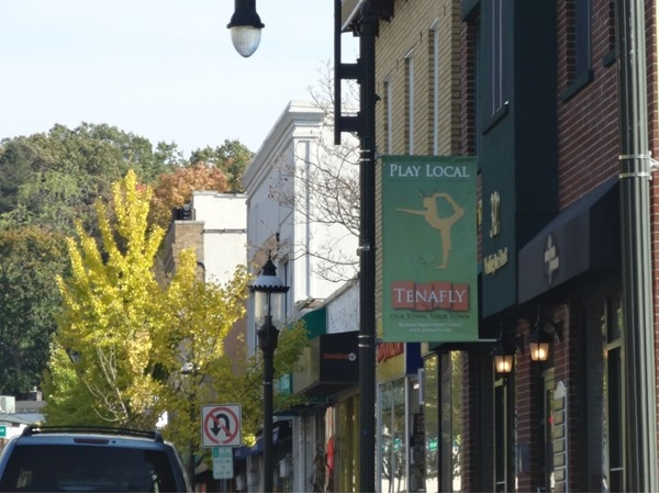 Eat, shop and playlLocal in Tenafly