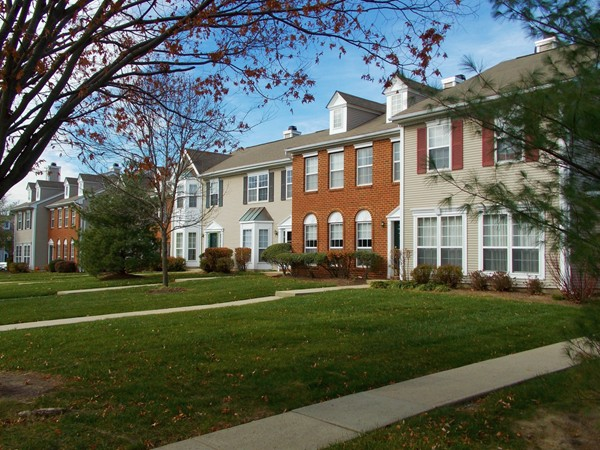 Townhomes at Brandon Farms in Hopewell, NJ -- These are  in the 280k to 330k price range.