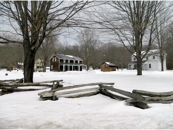 Millbrook Village in Warren County, NJ