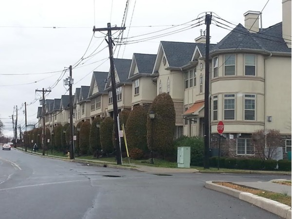 Townhouses on Green Lane - Just a Walk to Union Station and Kean Univ