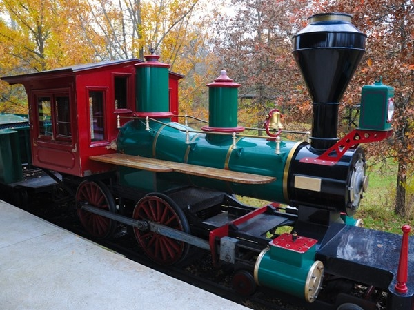Take the family to Northlandz to see some awesome trains