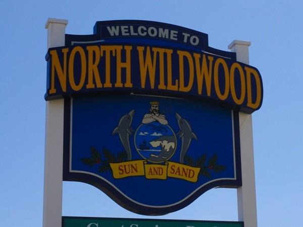 Welcome  to North Wildwood