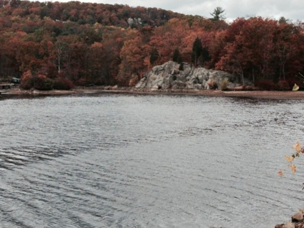 Cranberry Lake in Byram Township