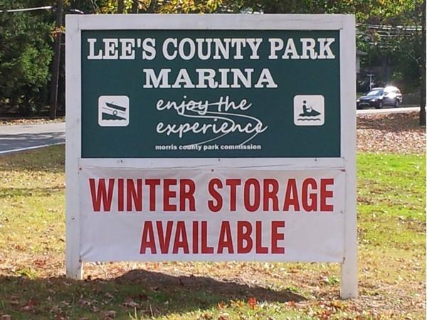 Lee's County Park Marina