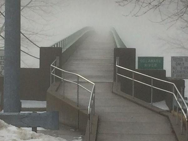 Walking Bridge from Portland to PA