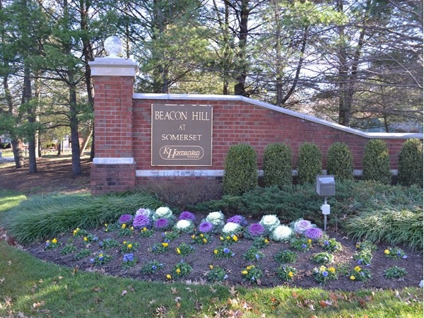Beacon Hill is a beautiful townhouse and condominium community situated in Franklin Park