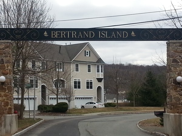 Bertrand Island, Mt. Arlington- Premier lakefront community on Lake Hopatcong