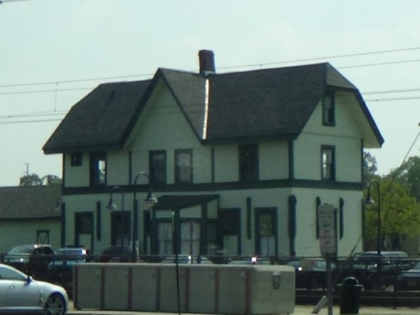 Matawan Aberdeen Train Station- Old Matawan Station Building