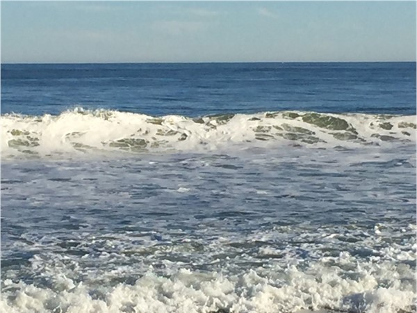 Great waves today