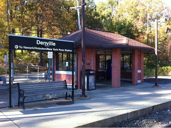 Denville Train Station