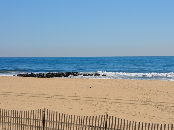 Enjoy some sand and sun in Ocean Grove
