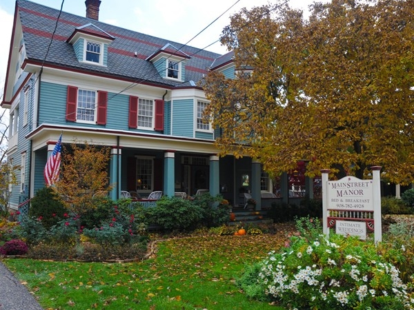 Mainstreet Manor Bed and Breakfast