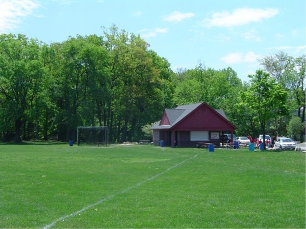 Allendale Recreation Field concession stand