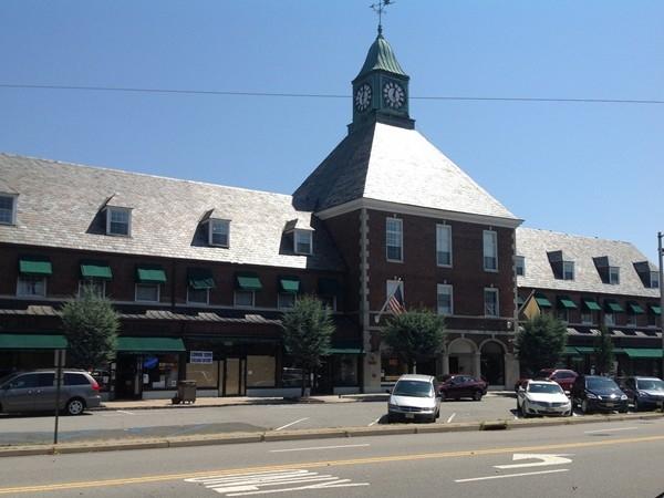 The Great Radburn Center