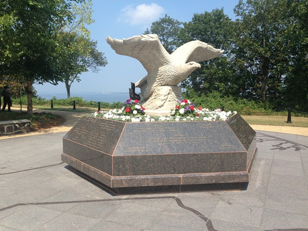 Monmouth County 9/11 Memorial