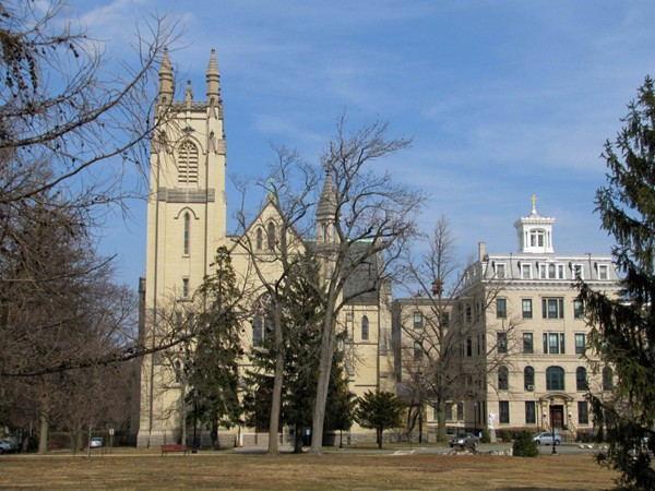 College of Saint Elizabeth grounds