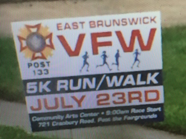 This is a great family event. Bring the kids and walk ,jog or run! See you at the finish line