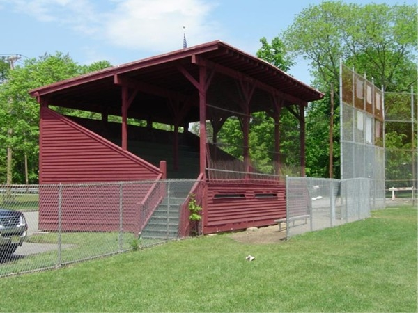Allendale Recreation Field grandstand