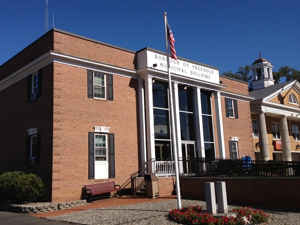 Freehold Borough Municipal Building