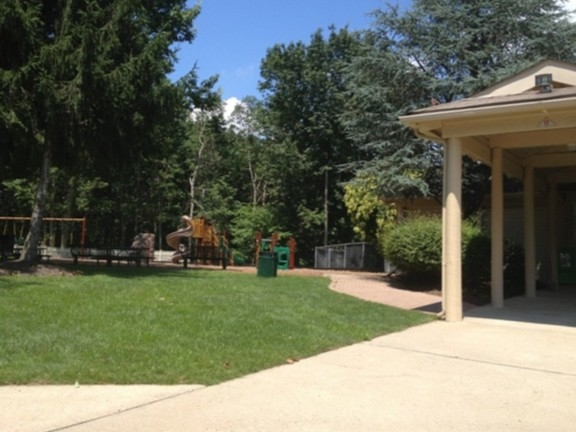 Great playground area near the Club House at 60 Acre Reserve
