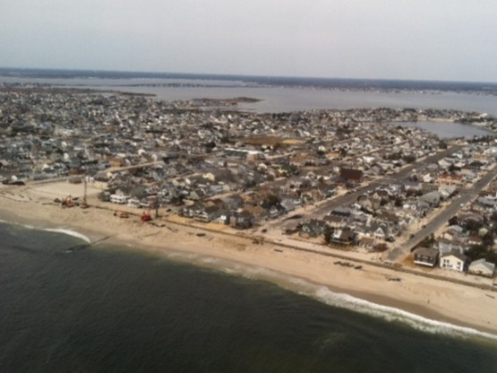 Lavallette from above