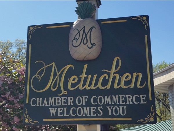 Metuchen is a beautiful place to live and shop