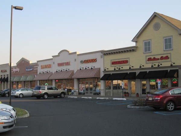 Homestead Plaza. Home to some great shops near the homestead subdivision.